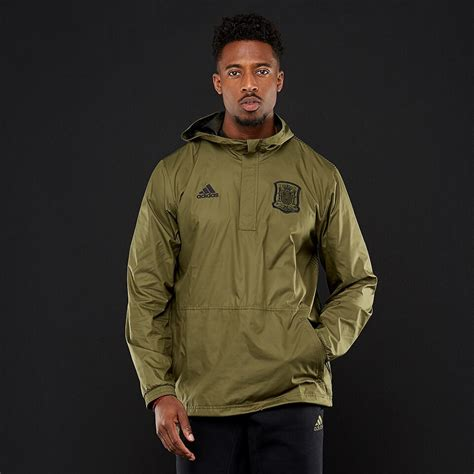 adidas Spain 2018 SSP Woven Jacket   Mens Replica   CE8882 ...