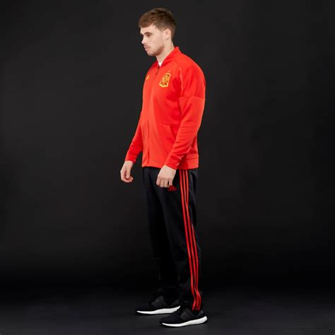 adidas Spain 2018 ZNE Jacket   Mens Replica   CE8884 ...