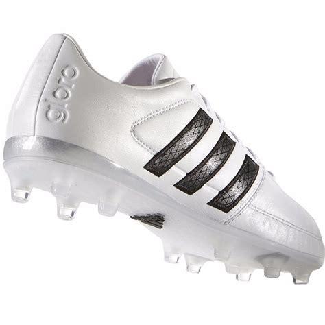 adidas Tacos Futbol Soccer Gloro 16.1 Fg Piel Suave Blanco ...
