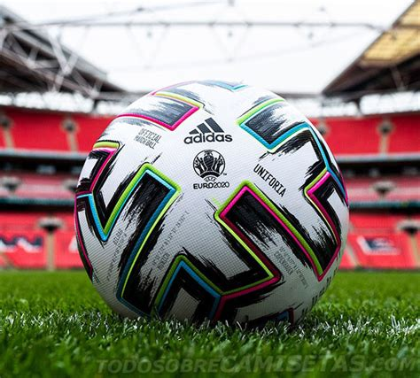 adidas Uniforia   EURO 2020 Match Ball   Todo Sobre Camisetas