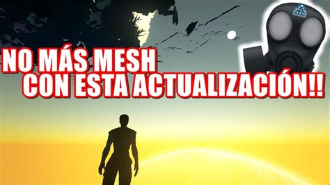 ADIOS AL MESH CON ESTE NUEVO SISTEMA!!! PROXIMA ...
