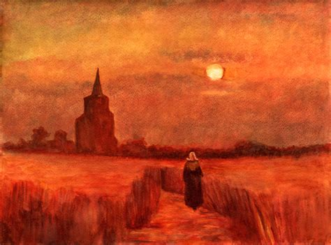 Admiring the Art of the Vintage Van Gogh