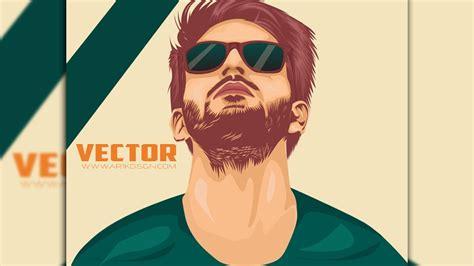 Adobe Illustrator Pen Tool Tutorial   Male Vector   YouTube