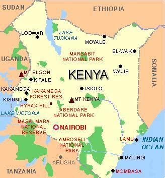 Adoptar en África: Información sobre la adopción en Kenia