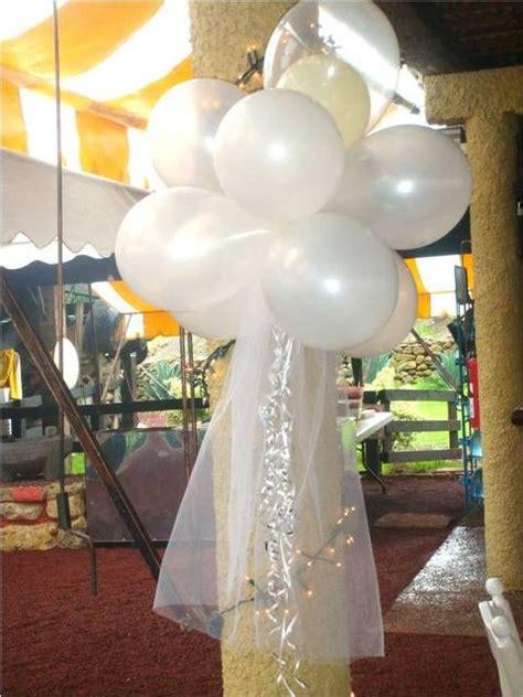 Adornos de boda con globos   Imagui   Adornos para boda ...