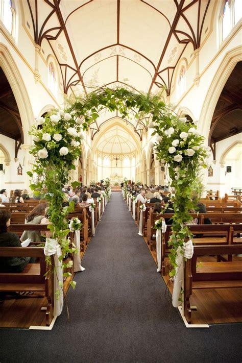 Adornos Florales para la Iglesia   Preciosas Ideas !   Bodas