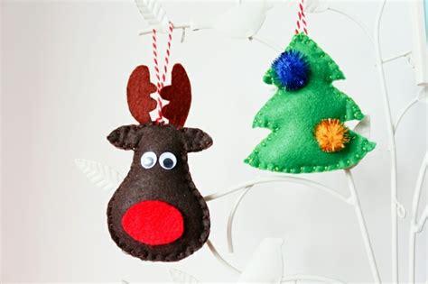 Adornos navideños caseros para realizar en familia