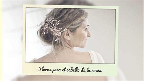 Adornos pelo novia. Flores para el cabello de la novia ...