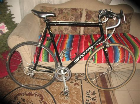 Adrian A's Unidentified Cannondale   Old Ten Speed Gallery