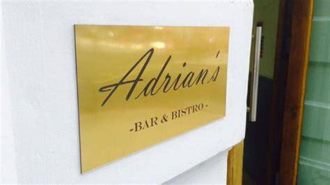 Adrian s Modern European in London,   The Gourmet Society ...