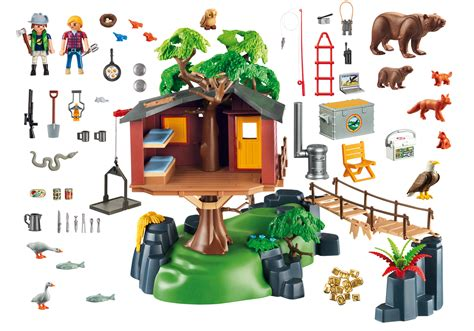 Adventure Tree House   5557   PLAYMOBIL USA