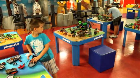 Adventures in South Florida   Playmobil Fun Park in West ...