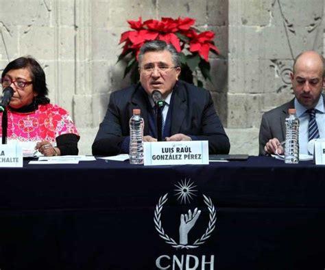 Advierte la CNDH atropellos con ley