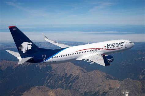 Aeroméxico retira 5 aviones y suspende rutas para 2019 ...