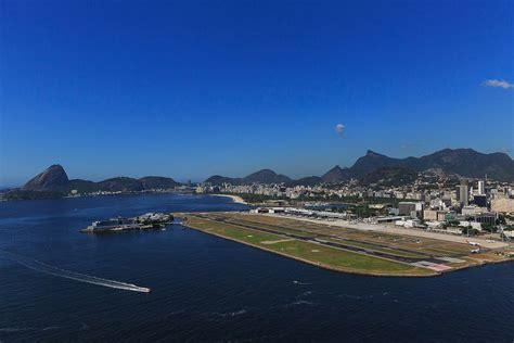Aeroporto do Rio de Janeiro Santos Dumont – Wikipédia, a ...
