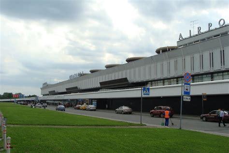 Aeropuerto de Púlkovo San Petersburgo  LED    Aeropuertos.Net