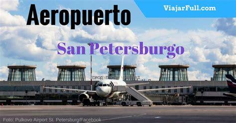 Aeropuerto de San Petersburgo  Púlkovo
