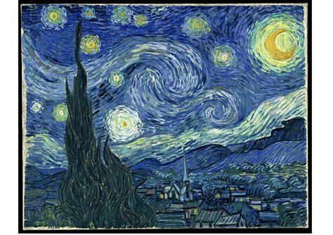 Afbeelding Starry Night   Vincent Van Gogh. Gratis ...