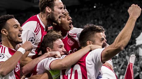 AFC Ajax • Champions League 2018/19 • Our Story  English ...