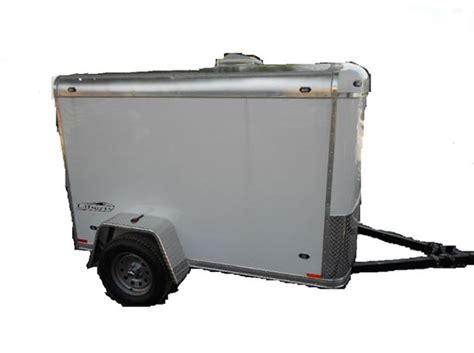 Affordable Trailer Rentals in New York | Open & Enclosed