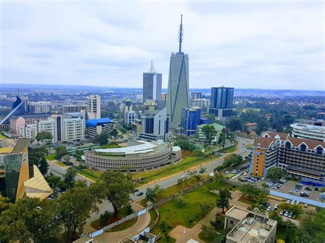 Africa Updates on Twitter:  Nairobi is the capital of ...