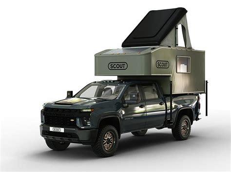 Afzetunits van Scout Campers zijn basic, betaalbaar en ...