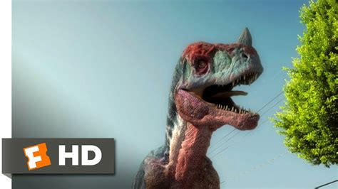 Age of Dinosaurs  5/10  Movie CLIP   Dino Driving  2013 ...