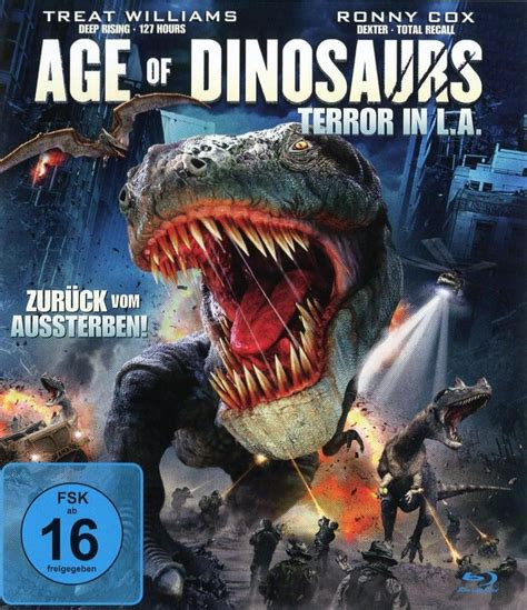 Age of Dinosaurs: DVD, Blu ray oder VoD leihen ...
