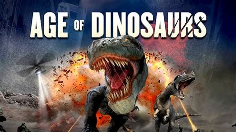 Age Of Dinosaurs   Film  2013