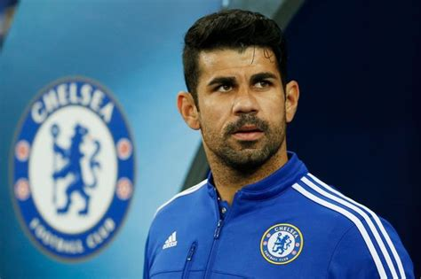 Agent Diego Costa? Chelsea striker hangs out with ...