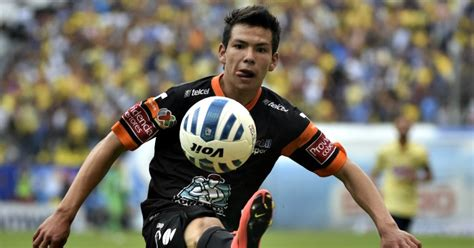 Agent names four bidders for City, United target Lozano ...