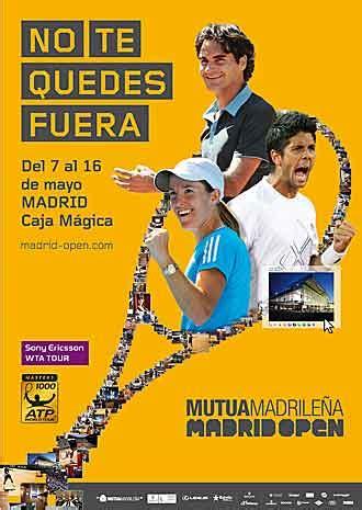 Agotadas las entradas para las finales del Mutua Madrileña ...