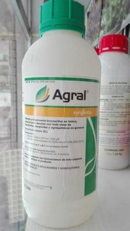 AGRAL  1 l. .   Fitoagrícola