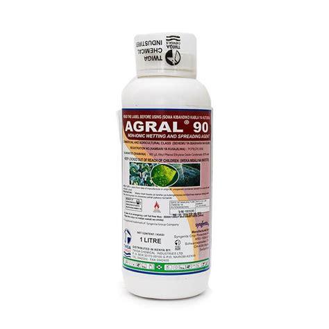 AGRAL 90   Twiga Chemical Industries Ltd