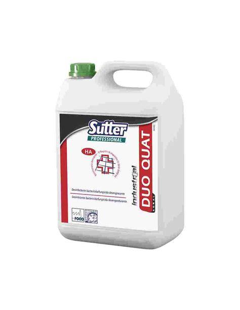AGRAL DUO QUAT deterg. desinfectante bactericida [1 x 5kg.]HA