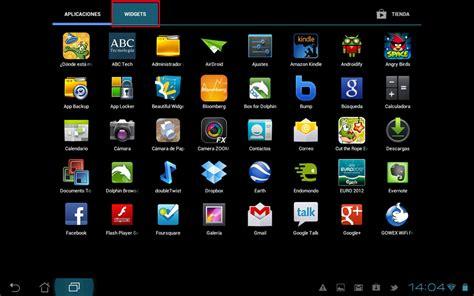 Agrega y elimina widgets de las pantallas de inicio ...