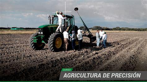 Agricultura de precisión.   Fomenta
