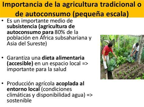 Agricultura: el caso de México