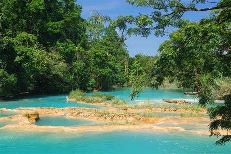 Agua Azul, Misol Há y Palenque desde San Cristóbal de las ...