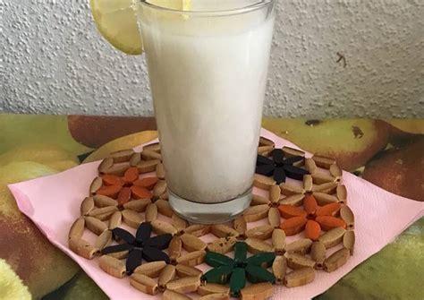 Agua de avena con limón Receta de Scarlett Arias   Cookpad