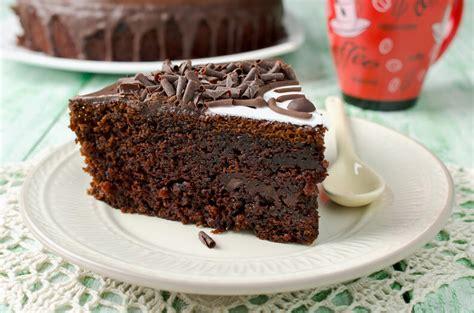 ¡Agua en la boca! Una receta de torta de chocolate fácil y ...