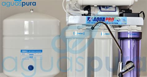 Aguas Pura  Ósmosis Inversa : Filtro de agua por Osmosis ...