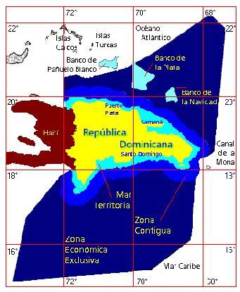 Aguas Territoriales Dominicanas