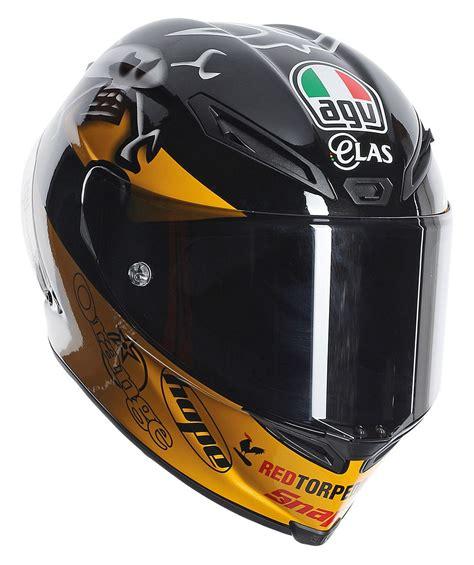 AGV Corsa Guy Martin Helmet   SM Only   RevZilla