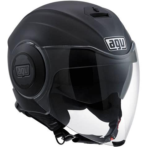 AGV Fluid Matt Black Helmet · Motocard