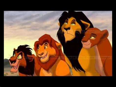 Ahadi e Uru Os Pais de Mufasa e Scar   YouTube