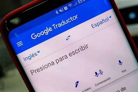 Ahora puedes transcribir en tiempo real con el traductor ...
