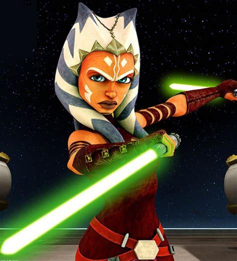 Ahsoka Tano  Star Wars    Star wars mädchen, Star wars ...