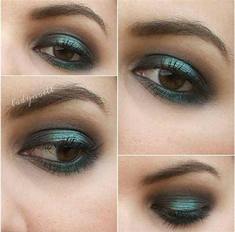 Ahumado en tonos verdes | Tonos de verde, Peinado y ...