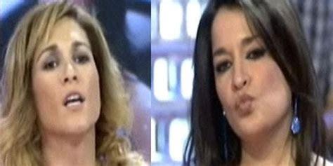 Aída Nízar agrede en directo a la periodista Cristina ...